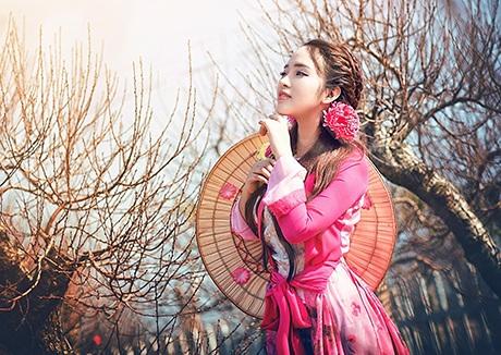 Công chúa cosplay Nguyễn Khánh Chi.