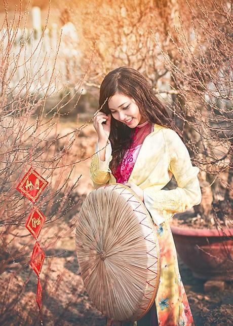 Cô nàng sinh năm 1996 Vũ Anh hiện đang là mẫu ảnh hot tại Hà Nội