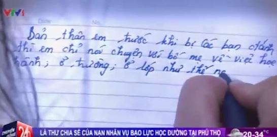 Tâm thư của em Hà