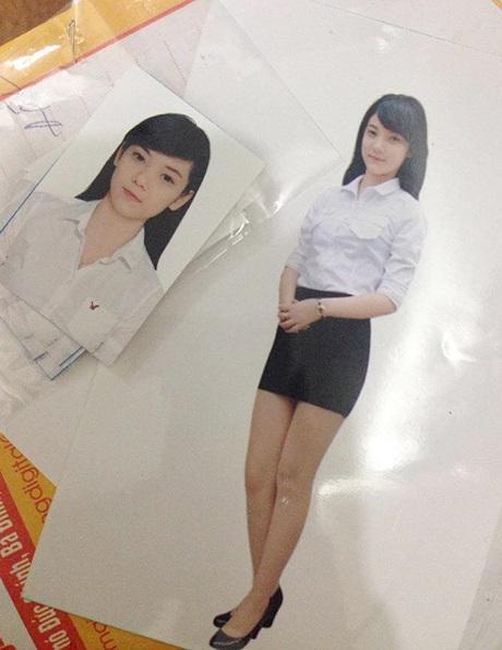Ảnh thẻ của Mai Ka