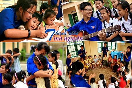 Thanh niên tình nguyện - Lê Hồng Chung