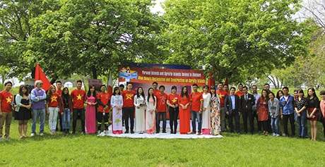 Ngày hội văn hóa Việt đầy ý nghĩa của du học sinh Việt Nam tại Italia