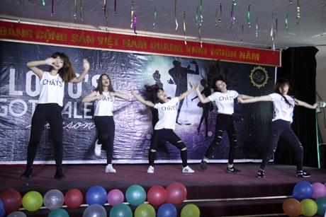 5 cô gái nóng bỏng, cá tính của nhóm nhảy Lady First
