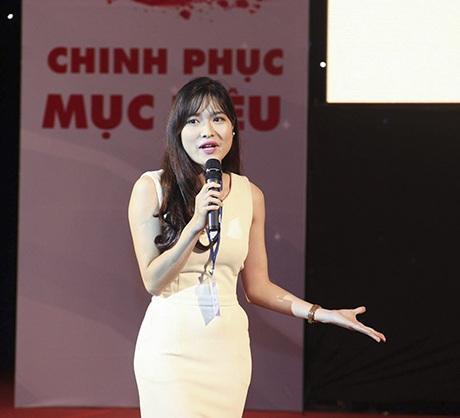 Bài thuyết trình ấn tượng mang về giải nhất cho Mai Trang
