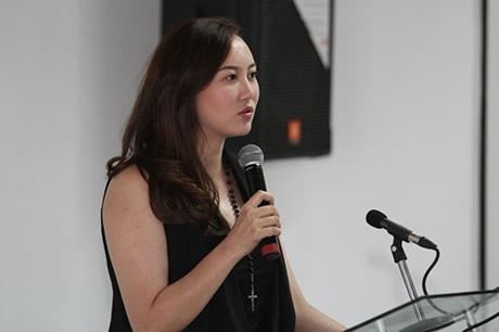 Kelly Bùi – Cựu sinh viên trường Học viện Thiết kế Thời trang London, hiện đang là