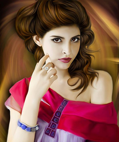 Người mẫu Tây Andrea