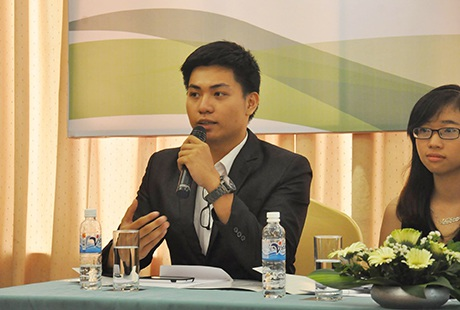 Nguyễn Đức Anh – tân sinh viên Đại học Northeastern khóa 2019