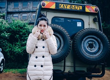Hot girl trà sữa Vân Shi