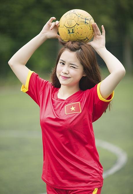 Nhật Phương tự hào vì U23 Việt Nam đã chiến thắng, giành HCĐ