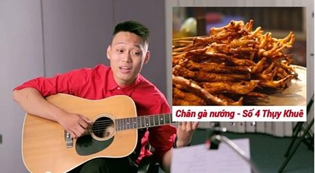 Những món đặc sản Hà Nội được điểm danh trong clip nhạc chế khiến người xem phát thèm