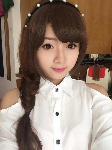 Hot girl Lê Lý Lan Hương
