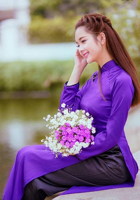 Từ sau cuộc thi ấy, hình ảnh của cô được chia sẻ trên nhiều trang mạng, diễn đàn giới trẻ.