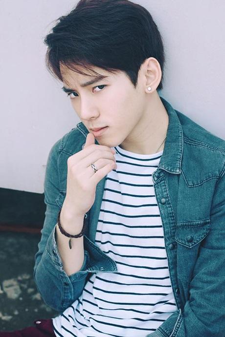 Trần Phú Thịnh nổi tiếng ngay sau bộ phim đầu tay