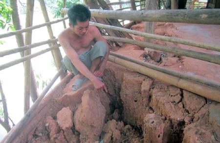 Thủy điện tích nước, dân lo mất nhà