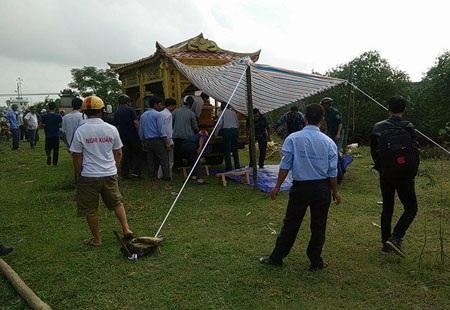 Hiện nạn nhân đã được người nhà nhận đưa về làm lễ an táng.