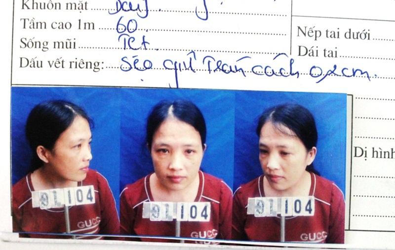 Loan bị cơ quan cảnh sát điều tra CA huyện Đô Lương bắt giữ.