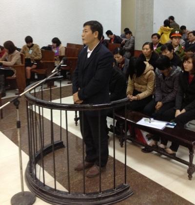 Bị cáo Liêm cho rằng việc cáo trạng truy tố tội mình là chưa thỏa đáng.