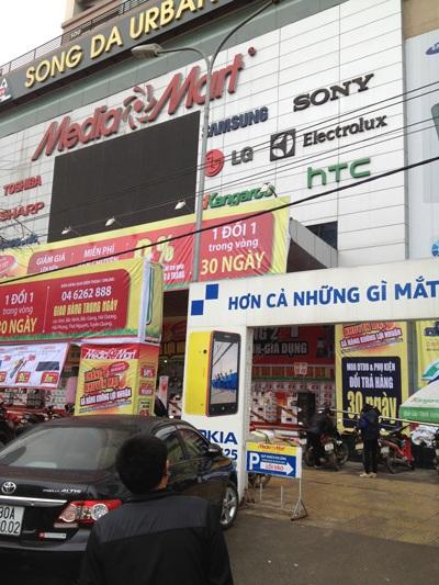 Vụ xế hộp bị cạo sơn ở siêu thị: Nhân viên an ninh bị nghỉ việc