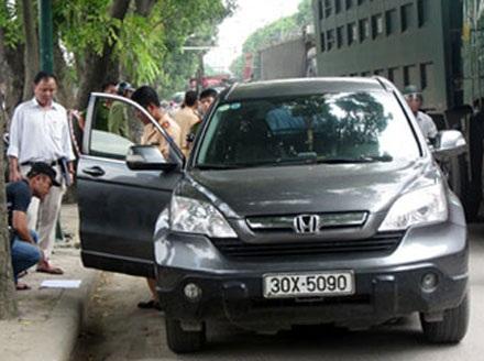 Kiếm cớ va chạm giao thông, các đối tượng ra tay giết hại anh Kiều Hồng Thành.