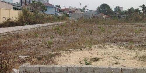 Một trong những thửa đất mà một số cán bộ Phòng TNMT TP Hạ Long chuyển đổi trái luật.