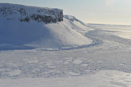 Bắc Cực được đánh giá rất giàu tài nguyên thiên nhiên