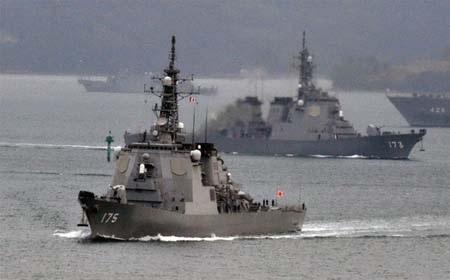 Nhật Bản đang muốn tăng cường xuất khẩu vũ khí