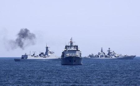 Các chiến hạm Nga