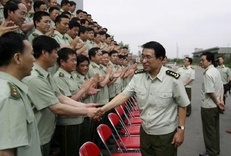 Nguyên phó chủ tịch quân ủy trung ương Trung Quốc Từ Tài Hậu đang bị điều tra vì ăn hối lộ cực lớn