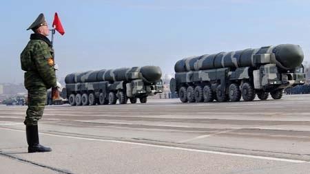 Quân đội Nga đang đẩy mạnh hiện đại hóa lực lượng tên lửa