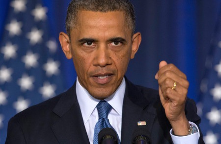 Tổng thống Mỹ Obama (Ảnh: Internet