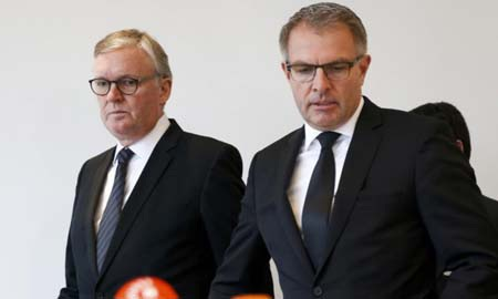 Thế giới bị sốc với tin phi công hãng Germanwings cố ý phá hủy máy bay