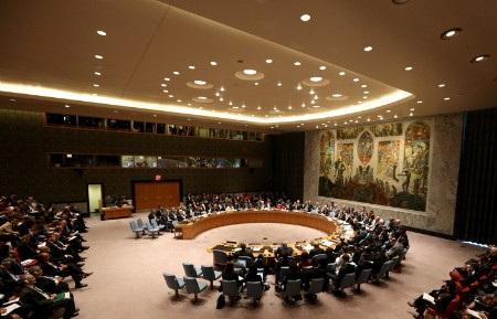 Đoàn đại biểu Nga sẽ không dự phiên họp của Hội đồng Bảo an về Crimea (Ảnh: Tass)