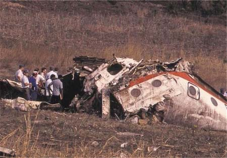 Tai nạn hàng không đang là nỗi ám ảnh với người đi máy bay (Ảnh: Internet)
