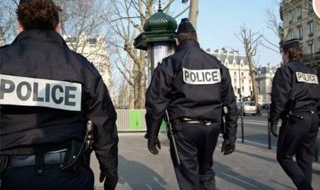 Cảnh sát Pháp (Ảnh: Internet)