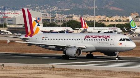 Germanwings đã phải hủy nhiều chuyến bay vì phi công từ chối làm việc sau tai nạn (Ảnh: Internet)