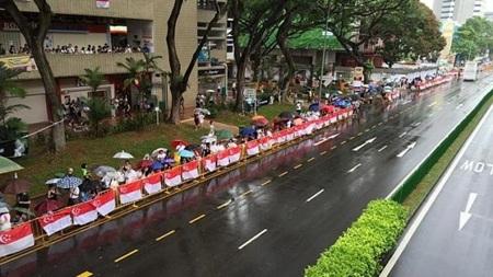Lễ tang sẽ bắt đầu lúc 12 giờ 30 giờ địa phương, tức 11 giờ 30 giờ Việt Nam