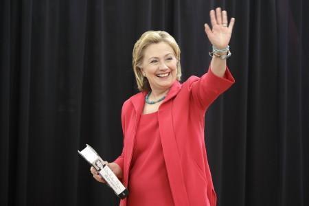 Bà Hillary Clinton đã sẵn sàng cho chiến dịch tranh cử Tổng thống (Ảnh: Internet)