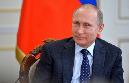 Tổng thống Putin là nhân vật ảnh hưởng nhất thế giới
