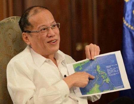 Tổng thống Philippines Benigno Aquino (Ảnh: AFP)