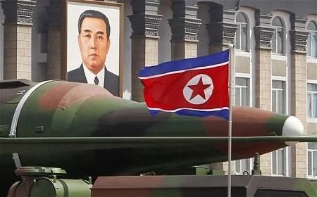 Triều Tiên hiện sở hữu nhiều loại tên lửa khác nhau (Ảnh: Telegraph)