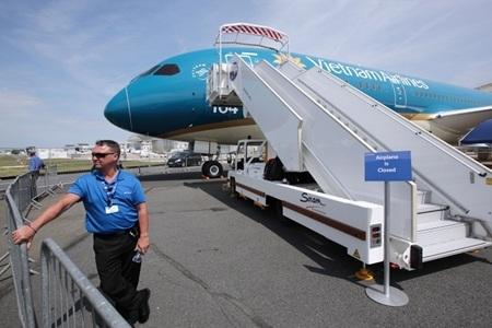 Triển lãm hàng không Paris là triển lãm lâu đời nhất thế giới. (Ảnh: