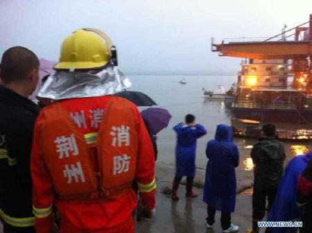Đến nay mới có hơn 20 người được giải cứu, trong đó có thuyền trường