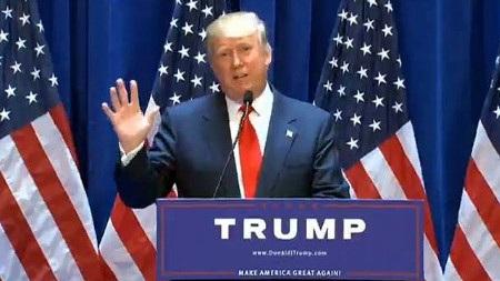 Tỷ phú Donald Trump (Ảnh: