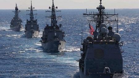 Mỹ sẽ tăng mạnh hiện diện quân sự tại châu Á - Thái Bình Dương trong 5 năm tới (Ảnh: