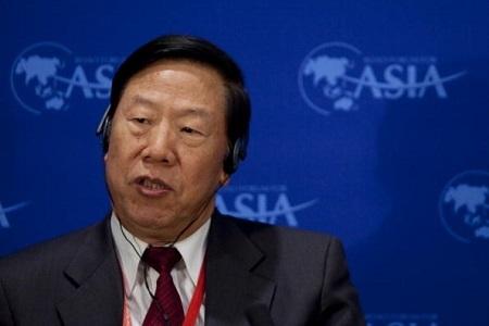 Đới Tương Long – nguyên thống đốc ngân hàng trung ương Trung Quốc (Ảnh: Getty)