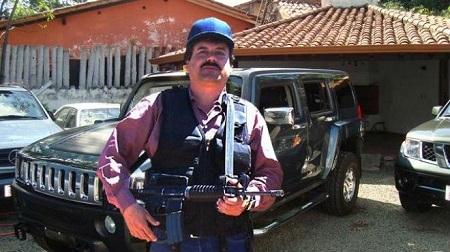 Vụ vượt ngục của Guzman đang khiến giới chức Mexico chịu nhiều áp lực (Ảnh: Daily Mail)