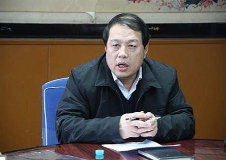 Ông Wang Jiankang, phó thị trưởng thành phố Yuncheng (Ảnh: WCT)