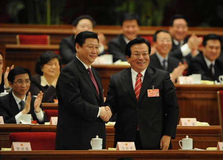 Quách Bá Hùng - nguyên phó chủ tịch Quân ủy trung ương (Ảnh: WCT)