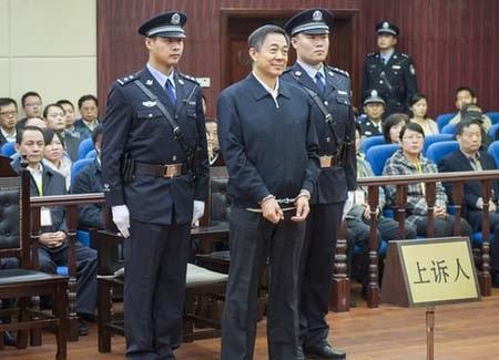 """Chiến dịch chống tham nhũng tại Trung Quốc đã """"hạ bệ"""" nhiều tham quan cỡ bự (Ảnh: AP)"""