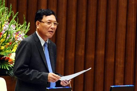Bộ trưởng Phạm Vũ Luận: Không có lợi ích nhóm trong làm sách giáo khoa